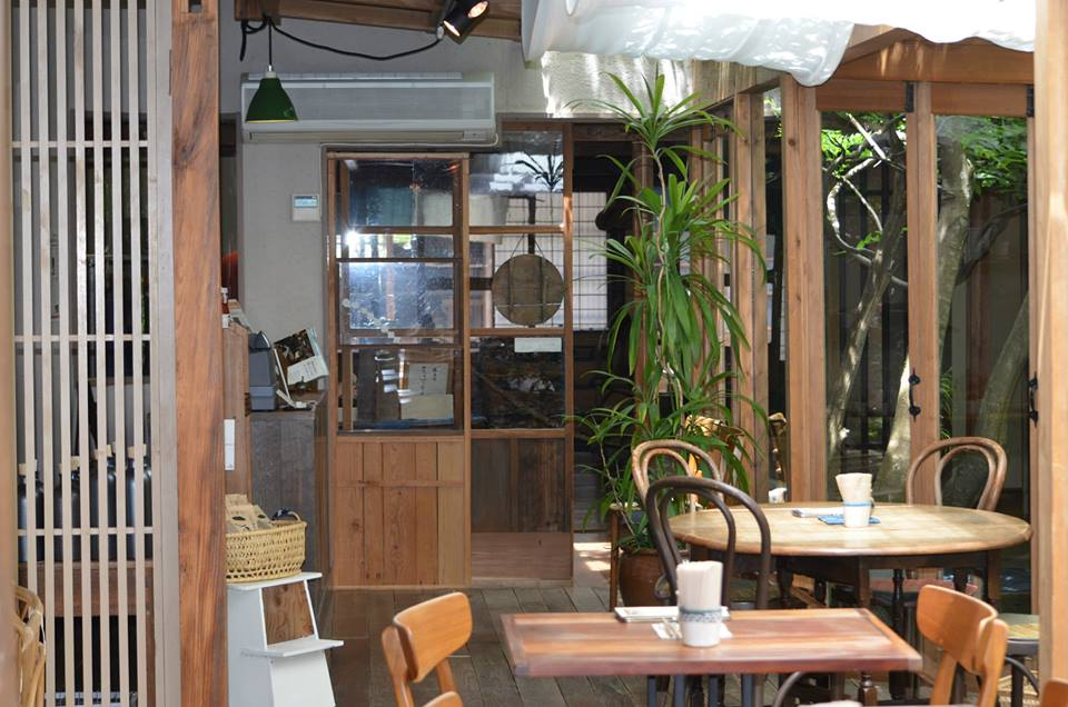 Gungendo Cafe, Japanese cafe, Iwami Ginzan, Shimane, Japan
