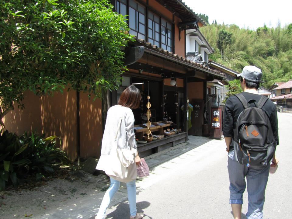 Japan, Iwami, Iwami Ginzan, WHC